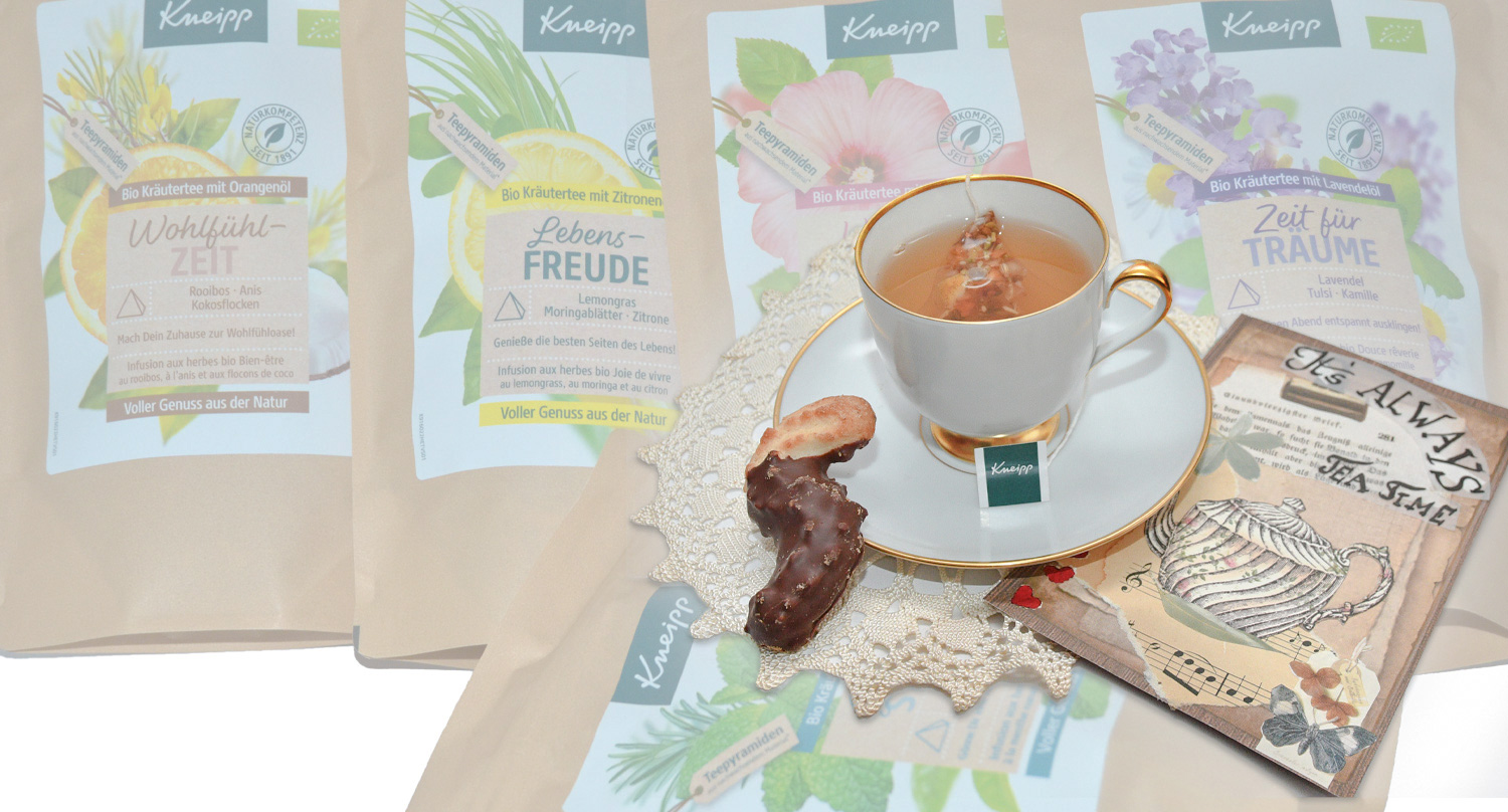 Kneipp Always Tea Time
